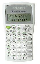 Texas Instruments TI-30XIIB Scientific Calculator - TI-30X IIB 2-Line - White