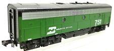 N KATO 176-101 F7B BN Diesel Locomotive #751 w/o SG (Tested) NIB