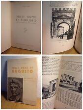 1937 - XV. SULLE ORME DI AUGUSTO NELL' AVVENTO DEL BIMILLENARIO