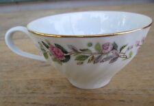 REGENCY ROSE by CREATIVE, Pattern #2345 Flat Tea Cup