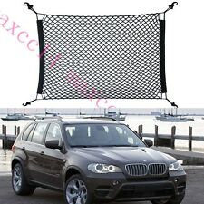 4 Hook Car Trunk Cargo Luggage Net Holder net hold fit for BMW X5 70*70CM