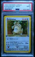 1999 Pokemon Jungle Kangaskhan 1st Edition Holo #5/64 - PSA 9 MINT