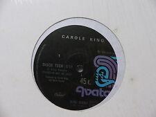 "MAXI 12"" CAROLE KING Disco tech / Main street saturday night AVATAR 2S05252810 Z"