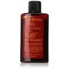 [CREME OF NATURE] ARGAN OIL TREATMENT REPAIR DRY, DAMAGED HAIR 3OZ