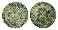 pci0374) Savoia Carlo Emanuele IV (1796-1802) - 7,6 soldi 1800