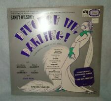 DIVORCE ME DARLING! London Cast SEALED!! DRG DS-1509 SANDY WILSON The Boyfriend