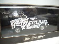 Minichamps : VW 181 1969 White/Black 430050034
