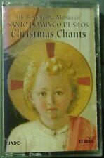 Benedictine Monks Of Santo Domingo: Christmas Chants (Cassette, 1996, Milan) NEW