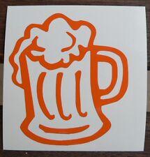 adesivo BIRRA BEER sticker decal vynil vinile auto moto car helmet drink bere
