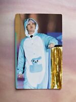 """BTS 4th Muster """"Happy Ever After"""" DVD Official Photo Card SUGA (J Hope Reverse)"""