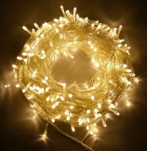 Battery Fairy String Lights 10-80 LED Clear Cable for Xmas Tree Indoor /& Outdoor