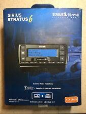 Sirius XM Stratus 6 Satellite Radio & Vehicle Kit SDSV6V1 Brand New Open Box