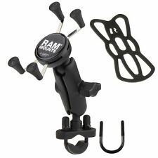 RAM-B-149Z-UN7U RAM Motorcycle Mount with Universal X-Grip SmartPhone Cradle