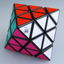 Dayan Octahedral Pattern Black Twisty Magic Cube Speedsolving Kids Toys Gift New