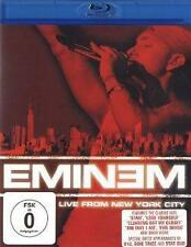 Live in New York von Eminem (2009) Konzert Blu-Ray
