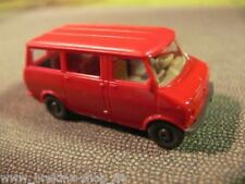 1/87 Wiking Bedford Blitz Bus rot 355 A