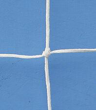 Coppia reti calcetto mod. 149 a maglia quadra