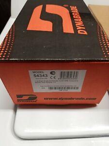 New DYNABRADE 54343 Air Die Grndr,Rt Ang,12krpm,0.7 HP,38cfm