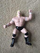 WCW MONDAY NITRO LEX LUGER 1997 VIBRATING ACTION FIGURE