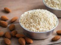 500g Mandelmehl - weißes Mandelmehl fein gemahlen Reduzierte Kohlenhydrate