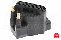 New NGK Ignition Coil For LOTUS Elan Type M100 1.6 SE (Turbo)  1990-92