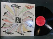 Heavy Sounds Big Brother- The Byrds- Various Artists In Shrink 2 Eye Vinyl Lp