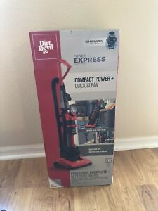 Dirt Devil Power Express Upright Bagless Vacuum Red UD20120 NEW IN THE BOX
