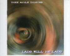 CD THEE APPLE THIEVESlads will be ladsMINT ( B1706)