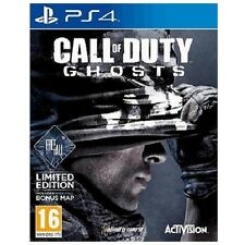 PlayStation 4 Call of Duty Fantasmas PS4 caída libre Ed Excelente - 1st Class Delivery