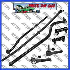 Dodge Steering Kit Track Bar Tie Rod End Fits 4WD Truck Ram 1500 2500 3500