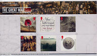 GB Presentation Pack 527 2016 THE GREAT WAR 1916