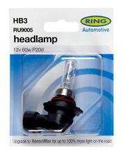 900512v 60 W halógeno Cabeza Bombilla de lámpara 2 Pk-Para Coche, van