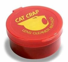 CAT CRAP - HELMET VISOR GOGGLE & LENSE CLEANER ANTI-FOG