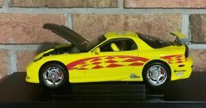1993 Mazda RX-7  1:18 Die-Cast Car RACING CHAMPIONS RARE RARE FIND