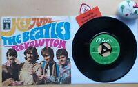 THE BEATLES Hey Jude★Revolution★Odeon O 23 880