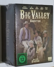 Big Valley - The Complete Series - Seasons 1, 2, 3, 4 - DVD Box Set - SEALED