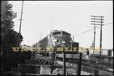Original Train Kodak 35mm Plus X Film SP Southern Pacific Railroad RR Locomotive
