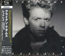 BRYAN ADAMS-RECKLESS - 30TH ANNIVERSARY-JAPAN 2 SHM-CD H40