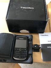 Blackberry Curve 8520 Unlocked Black Mobile Phone