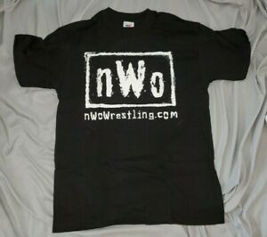 nWo officially-licensed t-shirt (L) * New, Never Worn