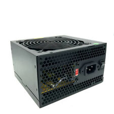 600 Watt 600W ATX Power Supply SATA 120mm Silent fans for Intel AMD PC Source