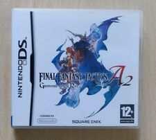 FINAL FANTASY TACTICS A2 GRIMOIRE OF THE RIFT NINTENDO DS, ITALIANO, COME NUOVO