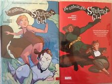 The Unbeatable Squirrel Girl Vol. 1 and vol. 2 HC by Ryan North and Henderson