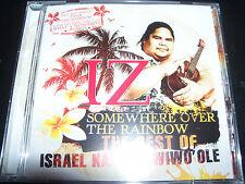 Israel IZ Kamakawiwo'ole Somewhere Over The Rainbow Best Of CD - NEW