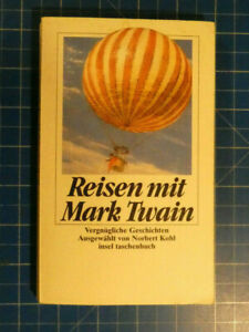 Reisen mit Mark Twain- 1994  H-9014