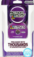 Datel Action Replay for GameCube Games and Nintendo Wii Cheat Codes