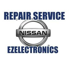 INSTRUMENT CLUSTER REPAIR SERVICE, FOR 2005 TO 2008 NISSAN ALTIMA