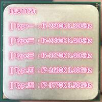 INTEL I5-2500K I5-2550K I5-3570K LGA1155 Desktop CPU