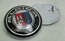 82mm ALPINA Bonnet/Boot Badge Emblem E30 E36 E46 3 Series M-TEC BMW D3 B3 FRONT