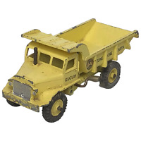 Vintage English 1950's Diecast Dinky Supertoys Model 965 EUCLID Rear Dump Truck